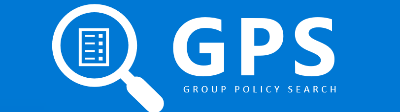Group Policy Search Logo